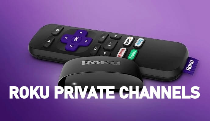How to Add Private Channels on Roku