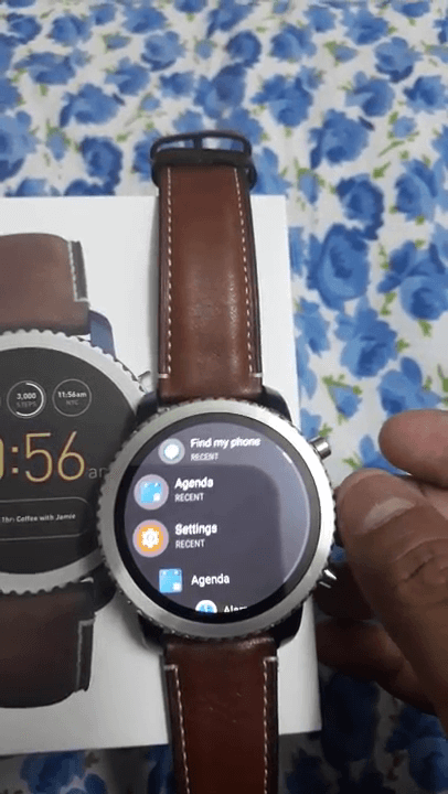 Turn Off Fossil Smartwatch