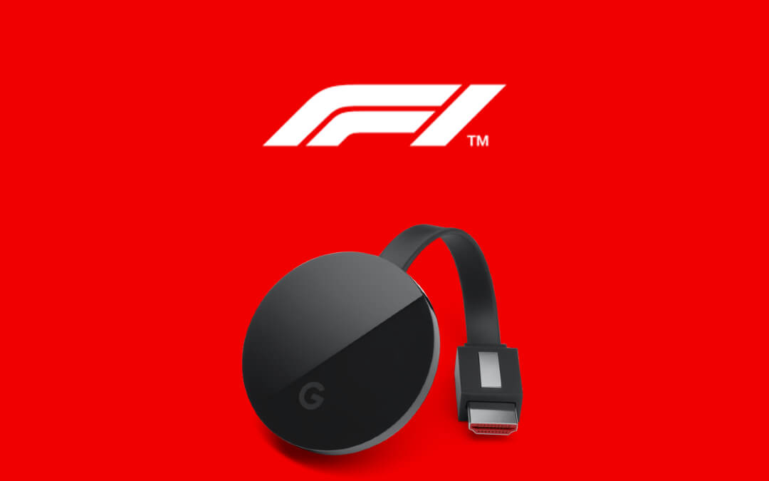 How to Watch F1 TV on TV using Chromecast