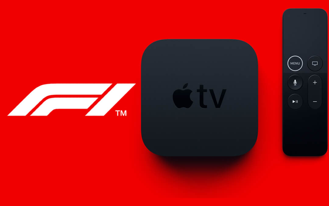 How to Stream F1 TV on Apple TV [All Generations]