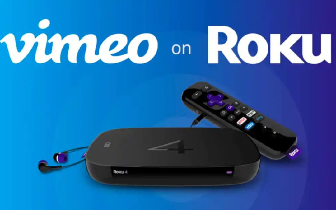 How to Install Vimeo on Roku Streaming Devices