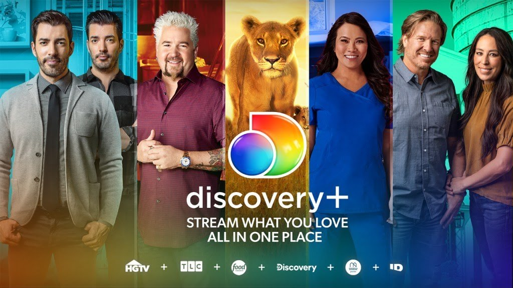 discovery plus launched on TIVO stream 4K