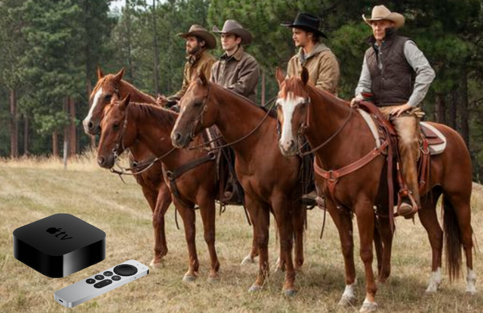 How to Watch Yellowstone on Apple TV [Possible Ways]