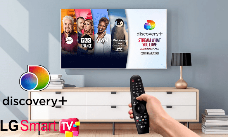 How to Install Discovery Plus on LG Smart TV - Streaming Trick