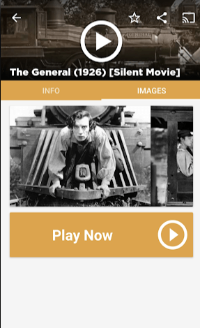 Chromecast Old Movies From Android
