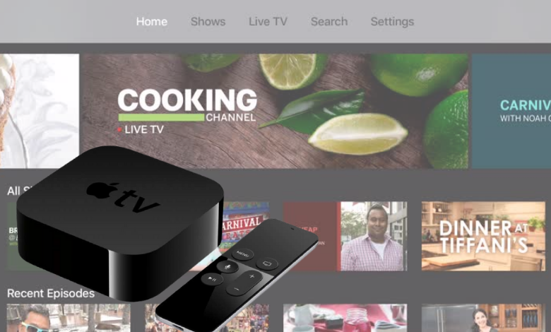 How to Get Cooking Channel on Apple TV without Cable