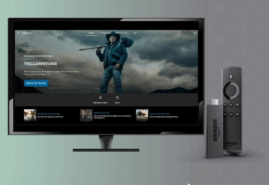 How to Watch Yellowstone on Firestick [Possible Ways]