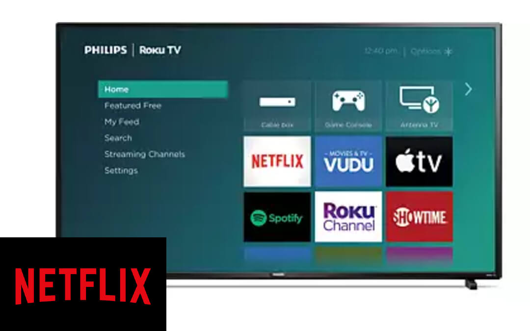 How to Install Netflix on Philips Smart TV