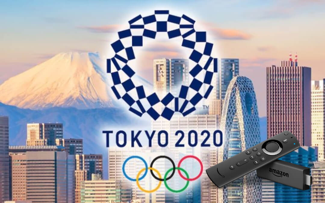 How to Stream Tokyo Olympics on Firestick