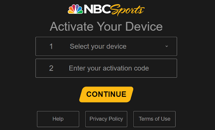 Activate NBC to watch Olympics on Roku