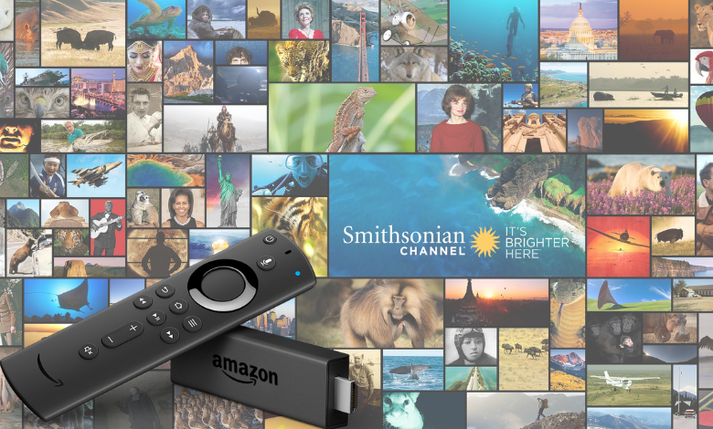 How to Install Smithsonian Channel on Firestick