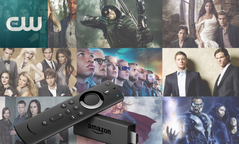 The CW on Firestick