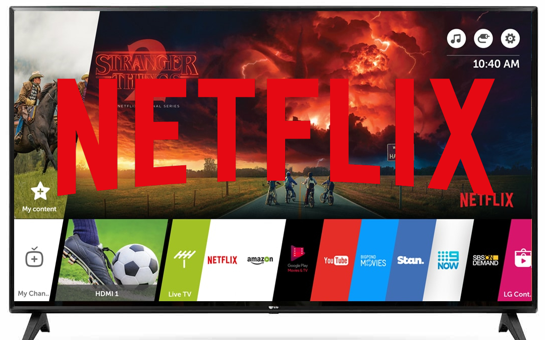 How to Get Netflix on LG Smart TV