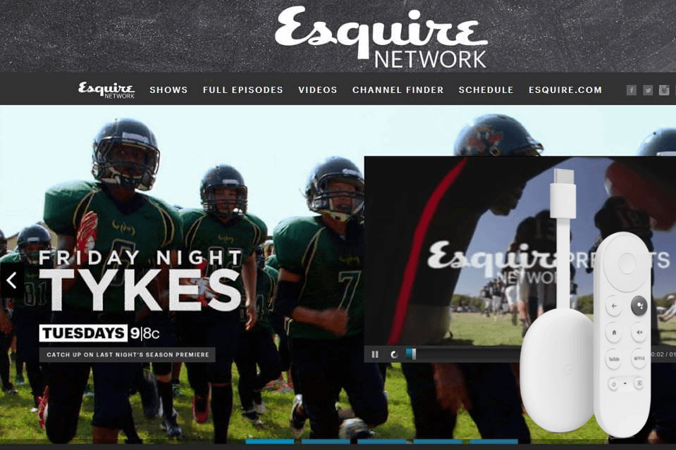 How to Watch Esquire on Google TV [All Possible Ways]