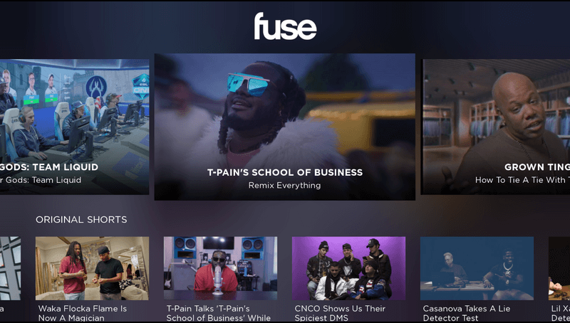 Fuse Channel