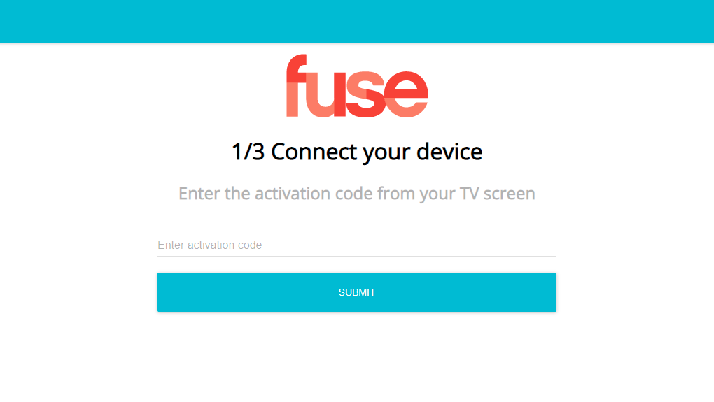 Enter the Activation Code