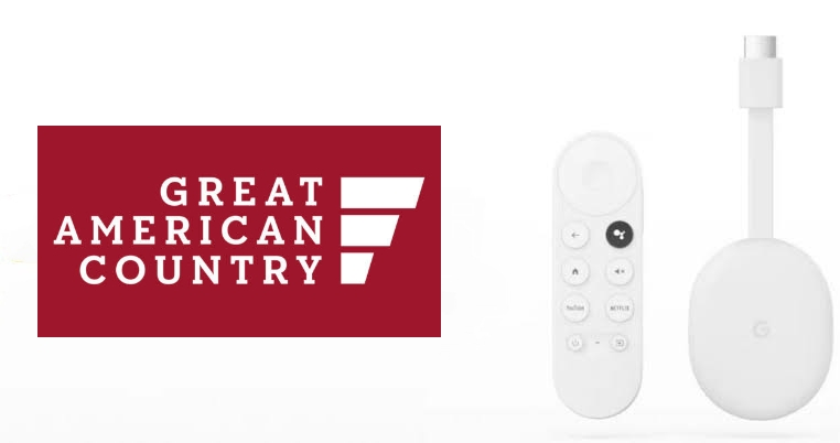 How to Stream Great American Country on Google TV