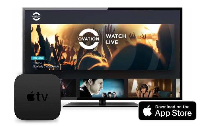 How to Stream Ovation NOW on Apple TV