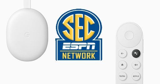 How to Stream SEC Network on Google TV [Guide]