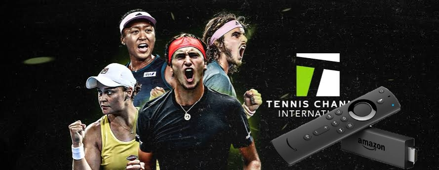 How to Install and Activate Tennis Channel on Firestick