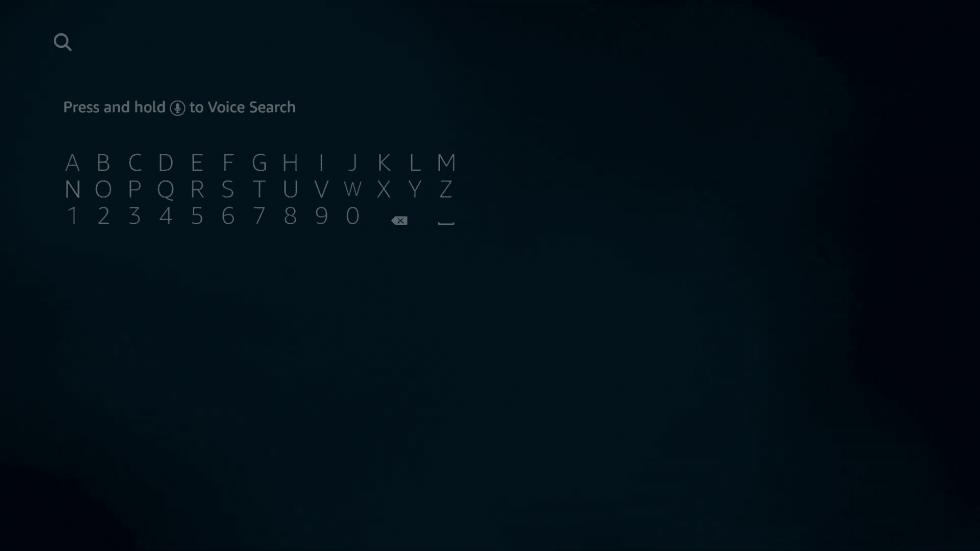 Search for the downloader.